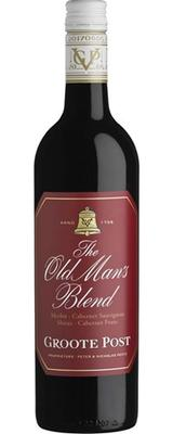 Old Man´s Blend Red 2015 (John Platter 3*)